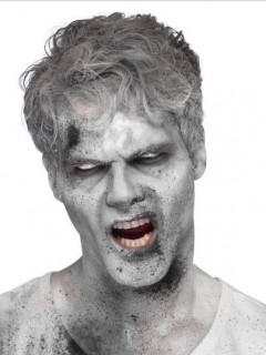Blutspray Halloween Make-up Kunstblut dunkelrot 56ml