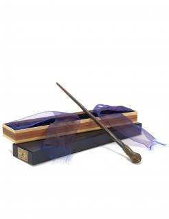 Ron Weasleys Zauberstab Replik Harry Potter™-Accessoire braun-blau 35cm