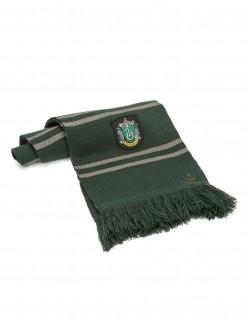 Slytherin™-Schal Harry Potter™ grün-grau 170 x 25 cm