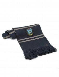 Ravenclaw™-Schal Harry Potter™-Accessoire blau-grau 170x25cm