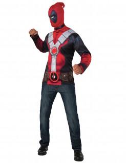 Deadpool™-Kostümset für Erwachsene bunt