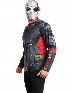 DC Comics Deadshot Kostüm-Set Lizenzware bunt