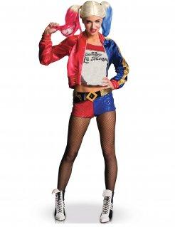 Harley Quinn™-Kostüm für Damen Suicide Squad™ bunt
