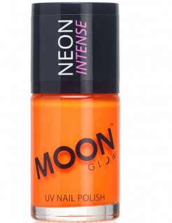 UV-Nagellack Moonglow© neon-orange 15ml