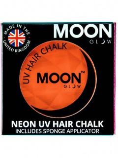 UV-Haarkreide von Moonglow© orange 3,5g