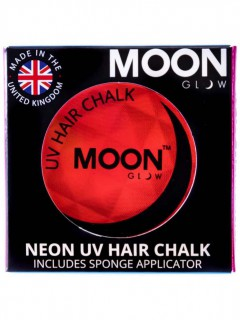 UV-Haarkreide von Moonglow© rot 3,5g