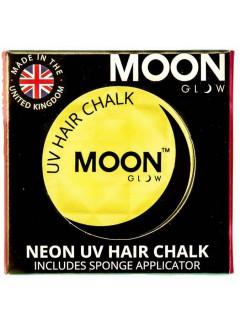 Haarkreide von Moonglow© gelb 3,5g