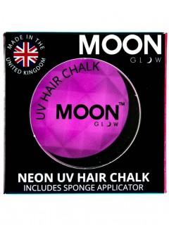 UV-Haarkreide von Moonglow© violett 3,5g