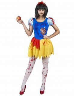 Blutiges Märchenkostüm Horror-Kostüm bunt