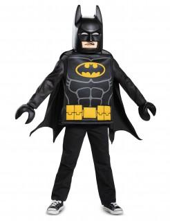 Lego Batman™-Kinderkostüm schwarz-grau-gelb
