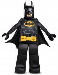 Lego Batman™ Deluxekostüm für Kinder schwarz-gelb-grau