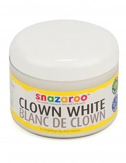 Snazaroo Make-up Clown-Schminke weiss 250ml