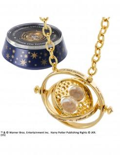 Zeitumkehrer Harry Potter Lizenzartikel gold 39cm