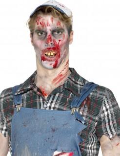 Falsche Zähne zum Anpassen für Erwachsene gelb