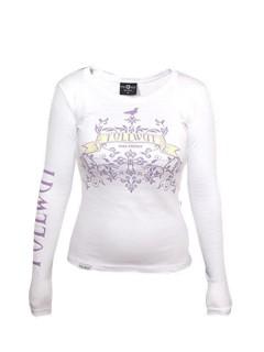 Tollwut Streetwear Sweatshirt Damen