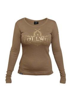 Tollwut Streetwear Sweat-Shirt Damen