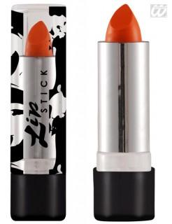 Lippenstift Karneval Make-Up orange