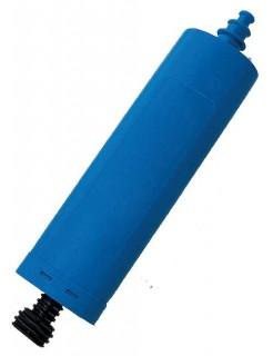 Luftballon-Pumpe Accessoire blau
