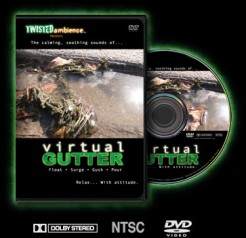 Twisted Ambience Vol. 5 Virtual Gutter Halloween DVD bunt