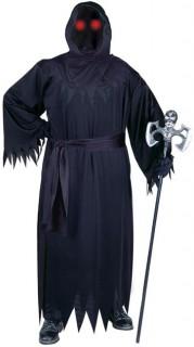 Phantom Halloween Kostüm für Herren XXL schwarz
