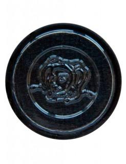 Aqua-Schminke Perlglanz schwarz 3,5ml