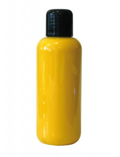 Liquid Make-Up Karneval-Zubehör gelb