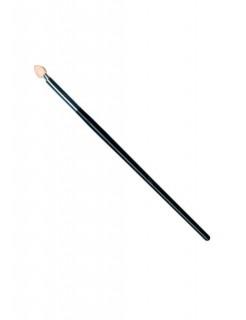 Applikatoren-Pinsel Make-up-Zubehör schwarz-beige