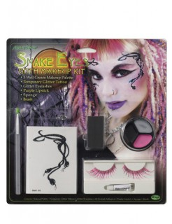 Profi-Make-Up Set Halloween bunt
