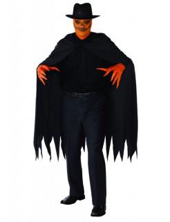 Killer-Kürbis Halloween-Kostüm schwarz-orange