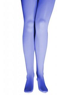Kinder-Strumpfhose Blickdicht 60 DEN blau