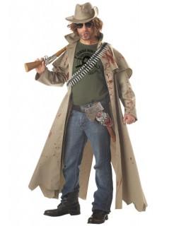 Zombiejäger-Kostüm bunt