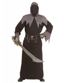 Dämon Halloween-Kinderkostüm schwarz