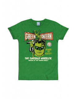 DC Green Lantern T-Shirt Slim Fit grün