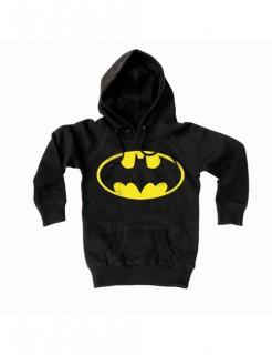 DC Batman Logo Hoodie schwarz