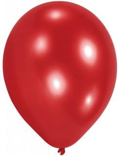 Luftaballon-Set 10 Stück rot 30 cm