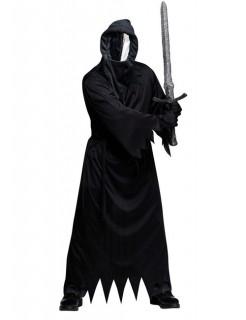 Phantom Henker Halloween Kostüm schwarz