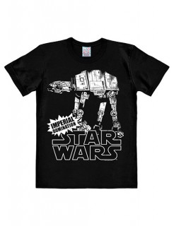 Star Wars AT-AT T-Shirt Slimfit schwarz