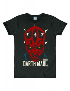 Star Wars™ T-Shirt Darth Maul Slim Fit Lizenzware schwarz-bunt