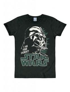 Star Wars Darth Vader T-Shirt Slimfit schwarz