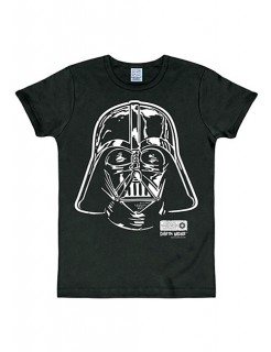 Star Wars Darth Vader Portrait T-Shirt Slimfit schwarz