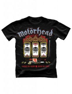 Motörhead Slots T-Shirt schwarz