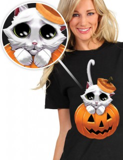 Digital Dudz Halloween-T-Shirt schwarz-bunt