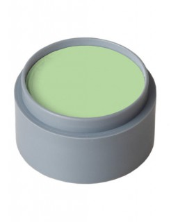 Grimas Aqua Make-Up Schminke hellgrün 15ml