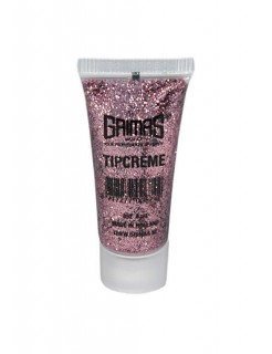 Grimas Glitzergel Make-Up Schminke rosa 8ml