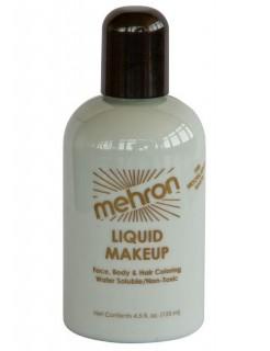Mehron Paradise Make-Up Flüssig-Schminke hellgrau 133ml