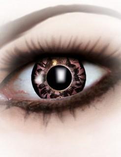 Kontaktlinsen Diamant braun