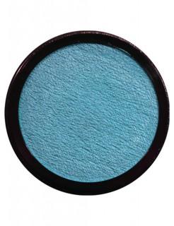 Aqua-Schminke Perlglanz hellblau 20ml