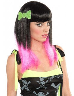 Haarschleifen 1 Paar Kostüm-Accessoire Grün
