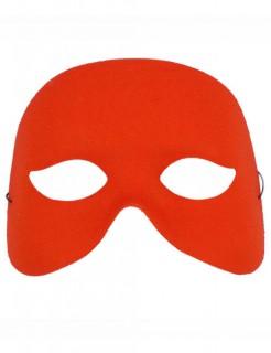 Venezianische Augenmaske Halloween rot