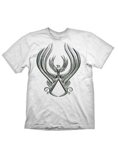 Assassins Creed 4 Hashshashin Crest T-Shirt Lizenzware
